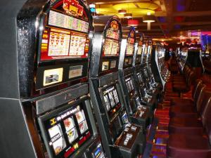 machines a sous casino terrestre